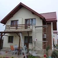 Fatada Casa, Aplicare Tencuiala Decorativa Acrilica Baumit, Firme Constructii Bucuresti, Pret, www.manoperacasa.ro