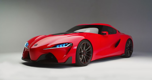 toyota ft-1 deportivo