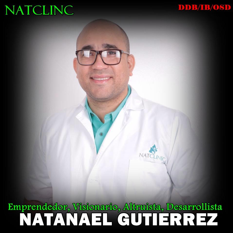 NATANAEL GUTIERREZ PEREZ, EMPRESARIO DESARROLLISTA BARAHONERO