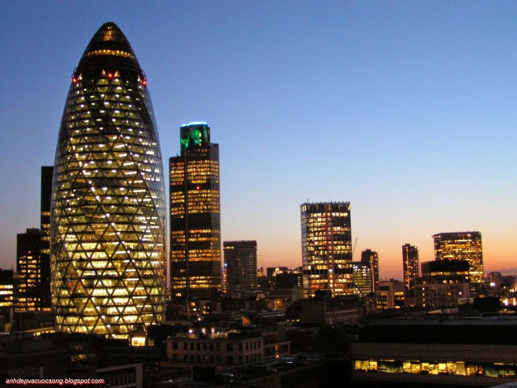 Thủ đô Luân Đôn, Anh (London, England) 19