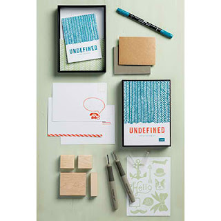 Stampin'UP!'s Stamp Carving Kit called: Undefined
