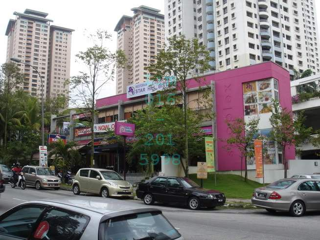 For Rent Retail Shop At Mont Kiara Real Estate Th Lim Property