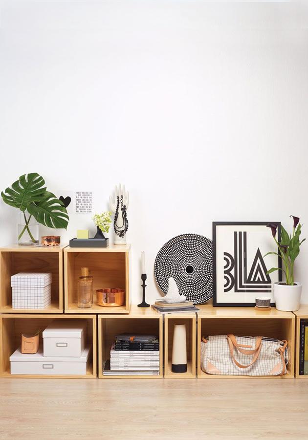 Box shelves diy2