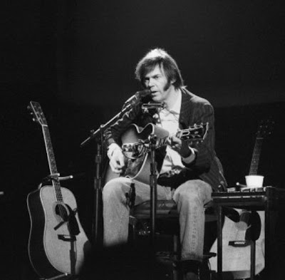 Neil Young - 1983-02-14 - New Haven, CT (FLAC)