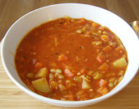 Bloody Mary Minestrone