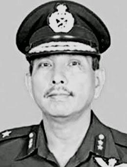 Lt Gen Pranab kumar Bharali