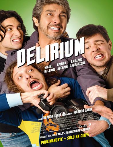 Ver Delirium (2014) Online