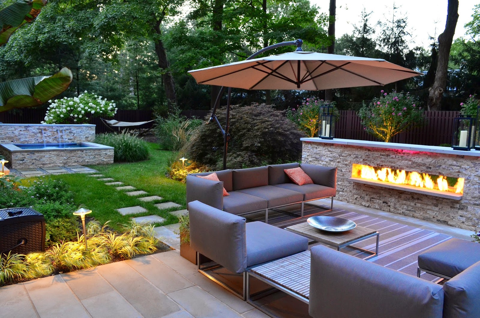 Design Simple Backyard Landscaping Ideas Which Look