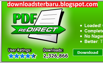 Download PDF reDirect Terbaru
