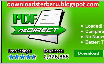 Download PDF reDirect Terbaru