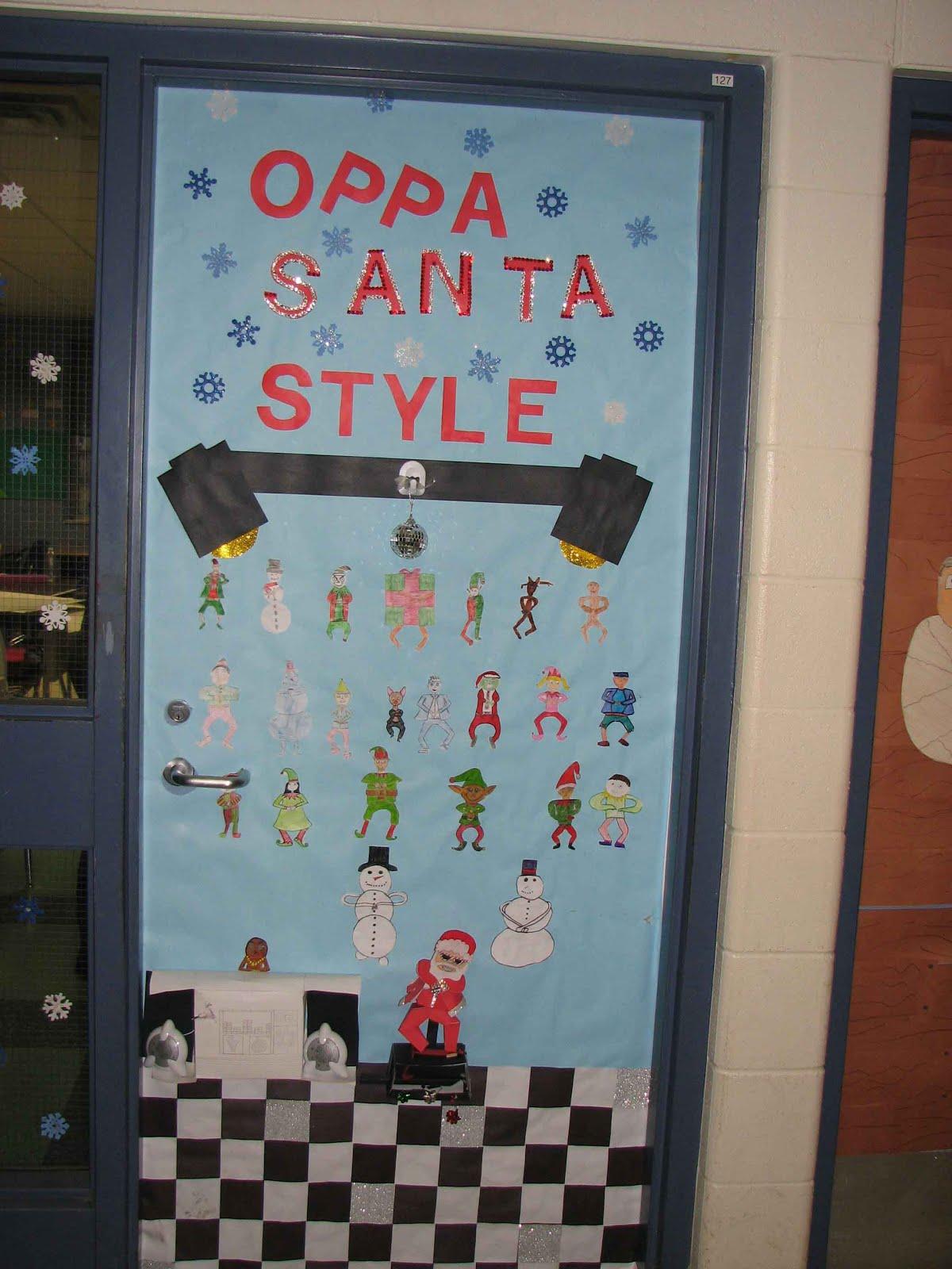 Decorating Ideas > St John Vianney Catholic Elementary School News And  ~ 094622_Elementary Door Decorations Ideas For Christmas