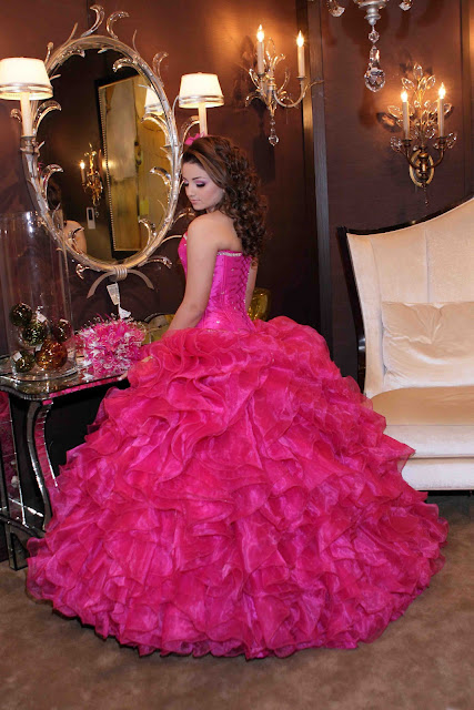 Dallas Quinceanera Dresses