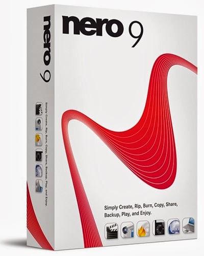 تحميل برنامج نيرو 9 مجانا Download Nero Free