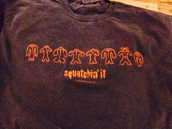 Mutil Squatch T-Shirt