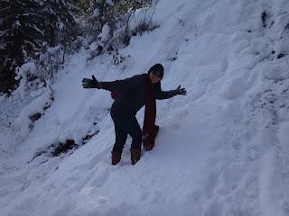 muita neve em aspen, colorado