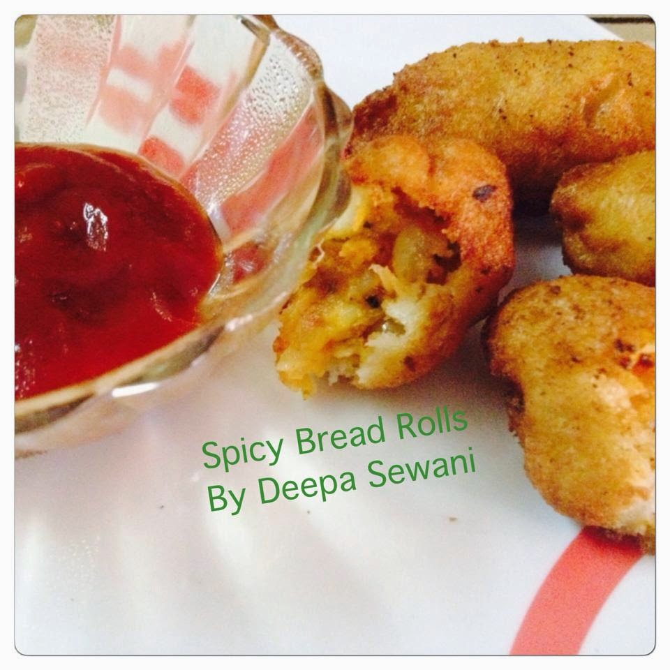 spicy bread rolls