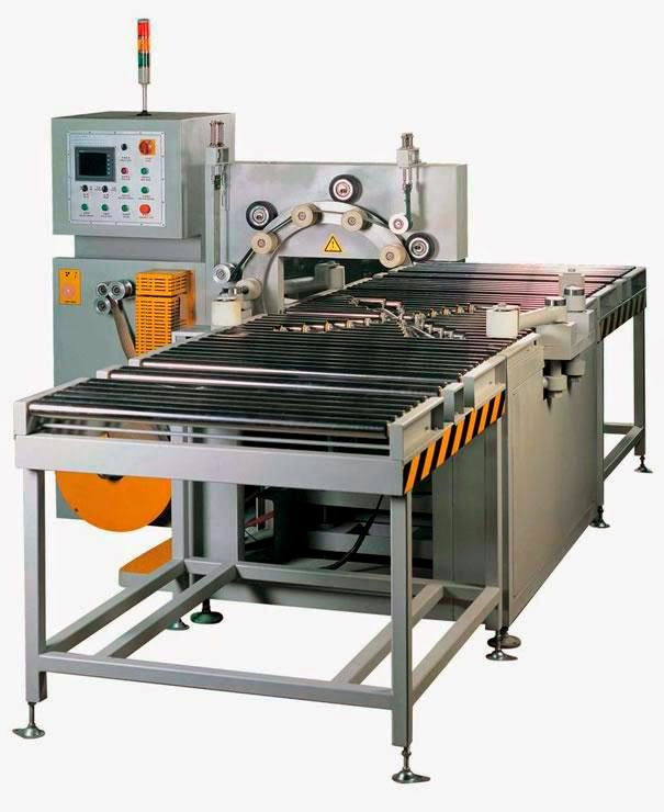 coil packaging line for steel coil,copper strip