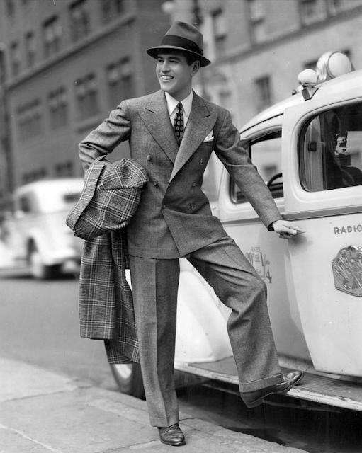 Quite a Dapper Gent! #1930s #menswear #vintage #mens #fashion