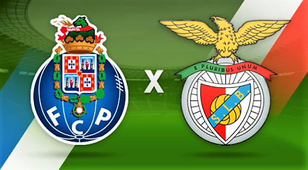 1 de dezembro, 20h30: Porto X Benfica