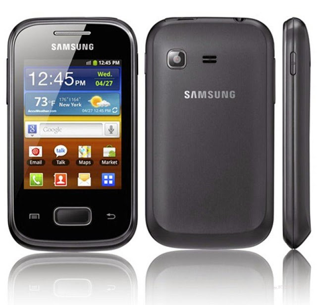 Harga Dan Spesifikasi Samsuung Galaxy Y Neo S5312
