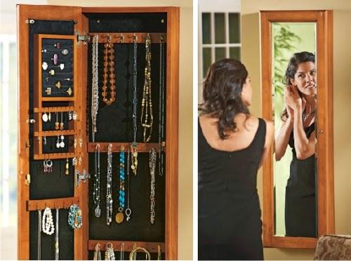Patricia guillen ideas para colgar nuestros collares - Para colgar collares ...