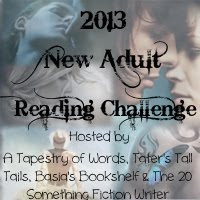 2013 New Adult Reading Challenge