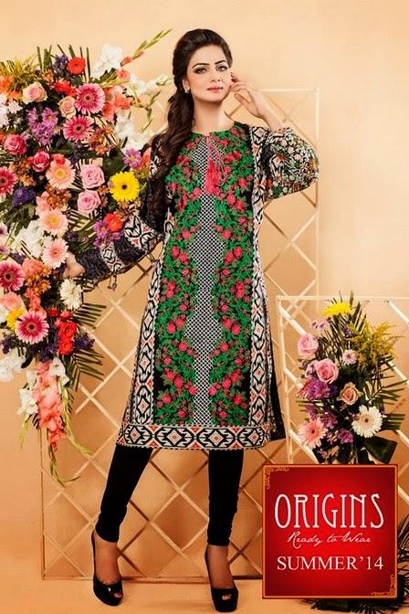 OriginsSummerDressesNewArrivals2014 Fashionhuntworldblogspot 3  - Origins Summer Dresses New Arrivals 2014