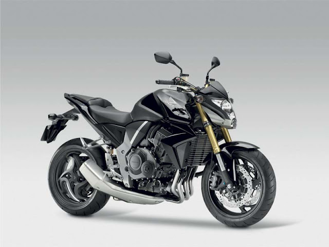 Modifikasi Honda CB1000R 2013
