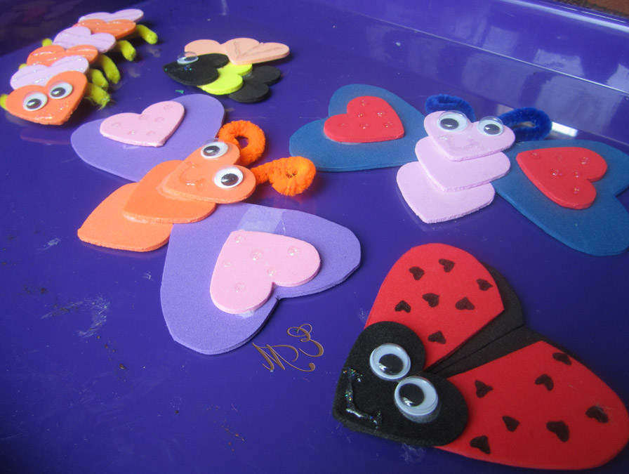 Happy valentines day 2016 valentines day art and crafts 2016 for Valentine day arts and crafts