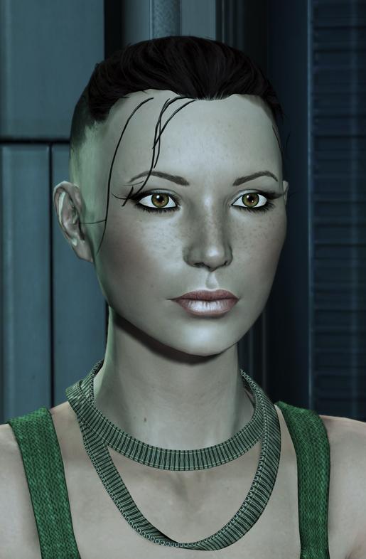 Mass Effect Miranda Femshep