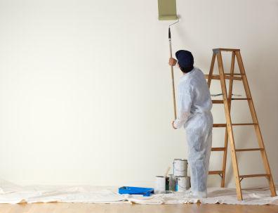 C mo preparar una pared para pintar en 7 pasos - Pasos para pintar una pared ...