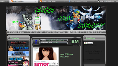 download do Elite Mu News template