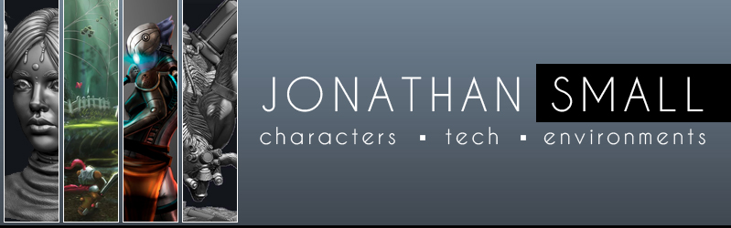 Jonathan Small - Portfolio