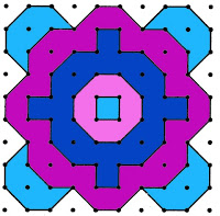 Rangoli Design Pattern 7