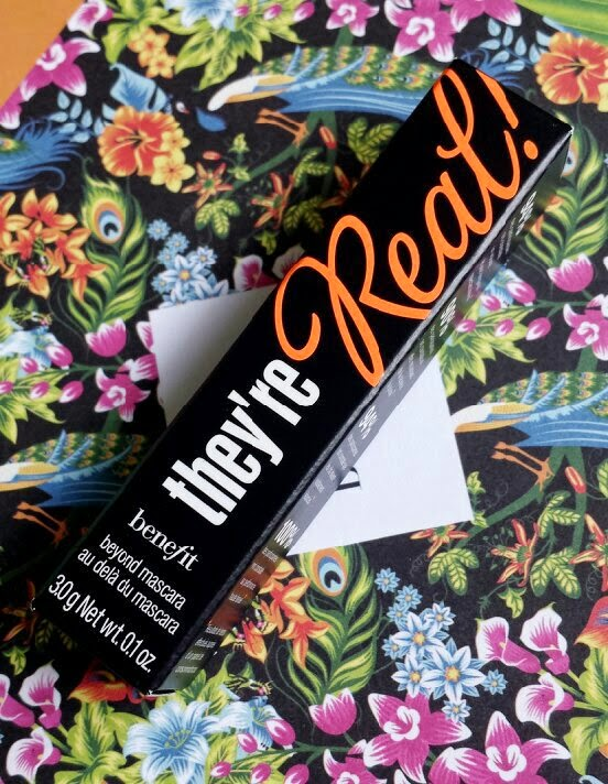 Birchbox May 2014 Harper's Bazaar Benefit They're Real! Mascara