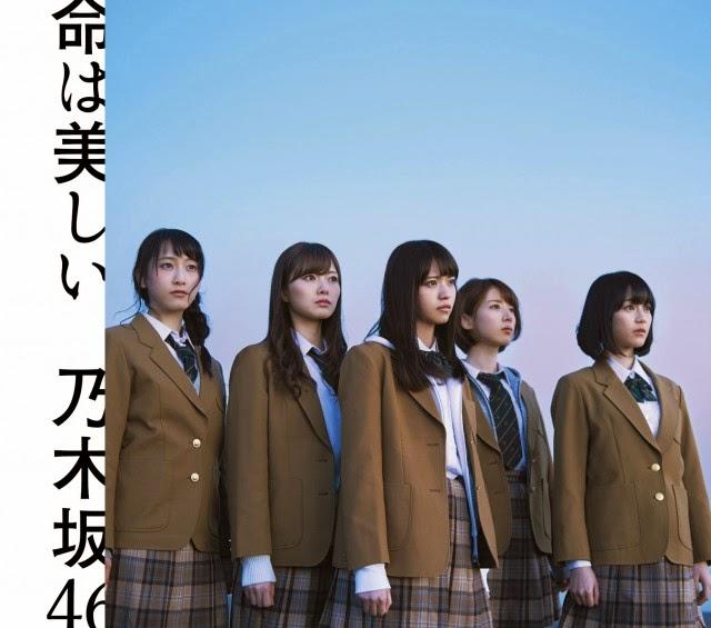cover-single-11-nogizaka46-inochi-wa-utshukushii-type-b