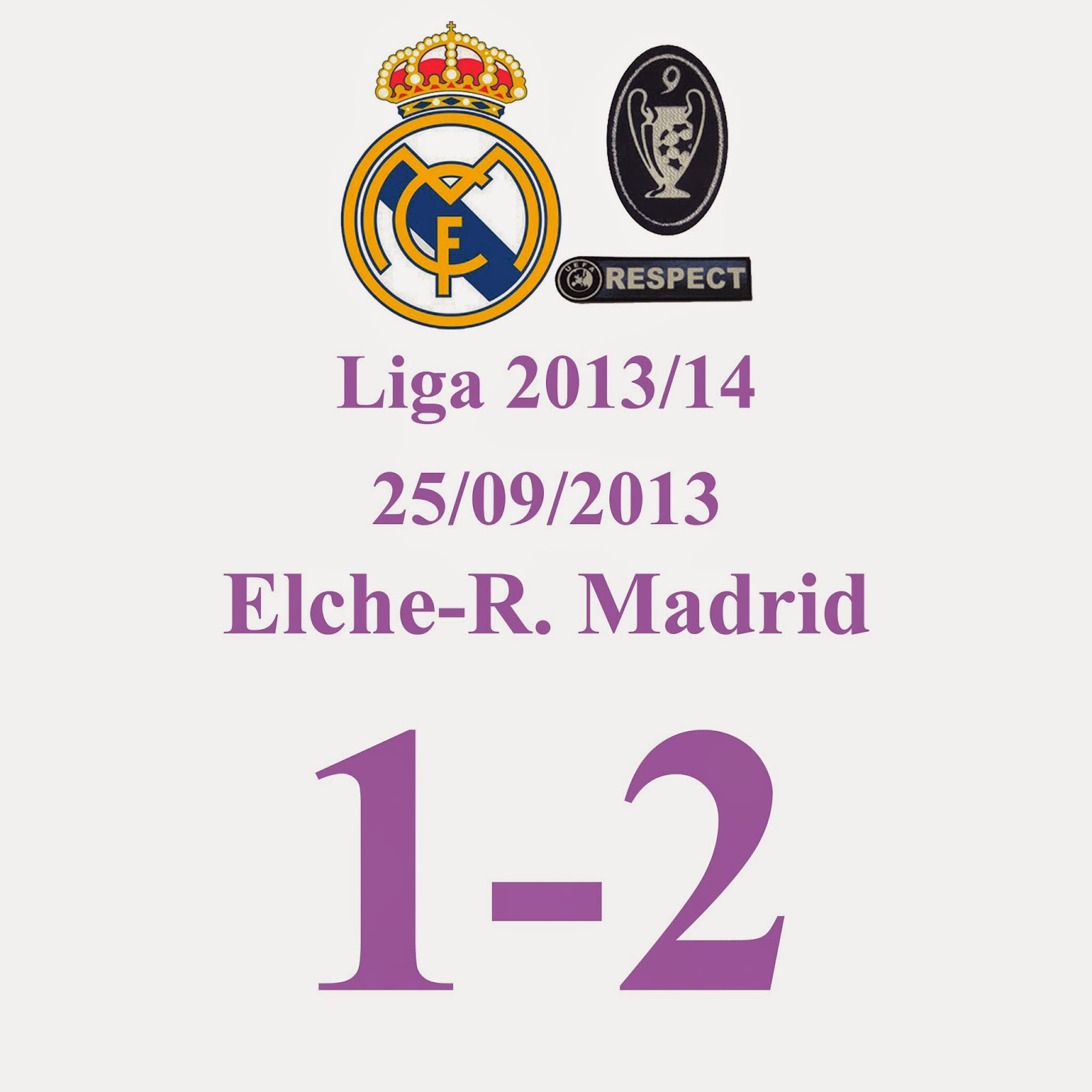 Real Madrid 4 - Copenhague 0 (2/9/2013) - 2 GOLAZOS DE C. RONALDO Y 2 GOLAZOS DE DI MARIA - Chamipons League 13/14