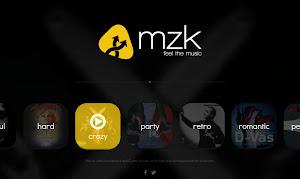 Mzk.co Ücretsiz Müzik Dinleme Sitesi