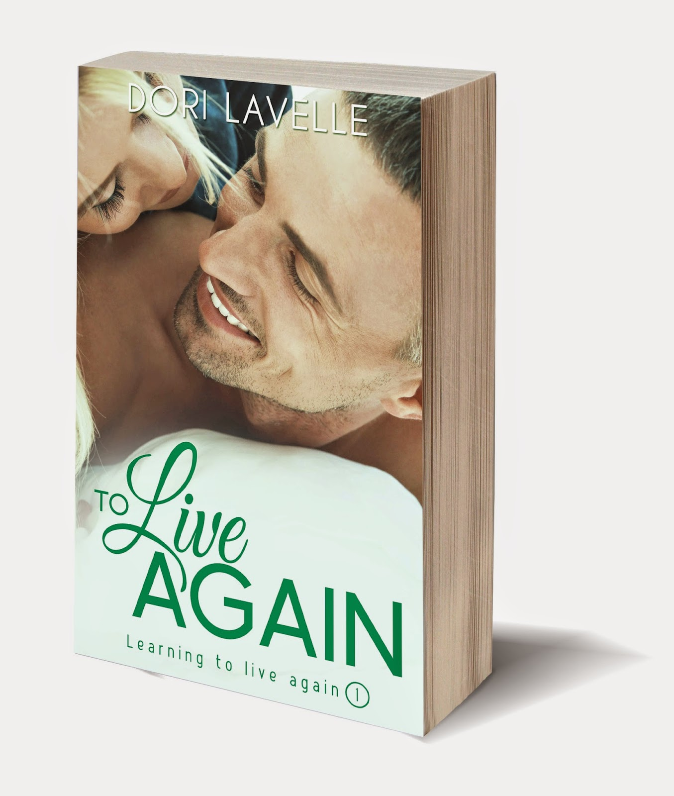 Release Blitz + Giveaway: To Live Again by Dori Lavelle