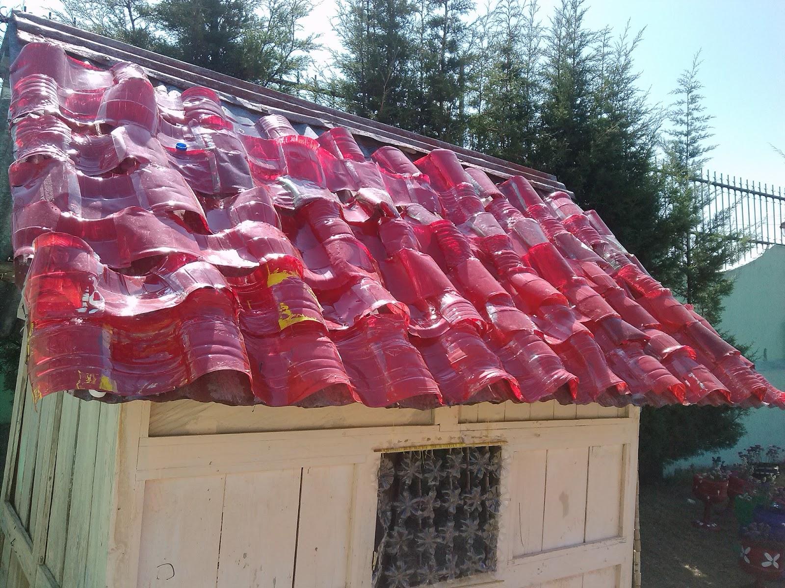 techo reciclado