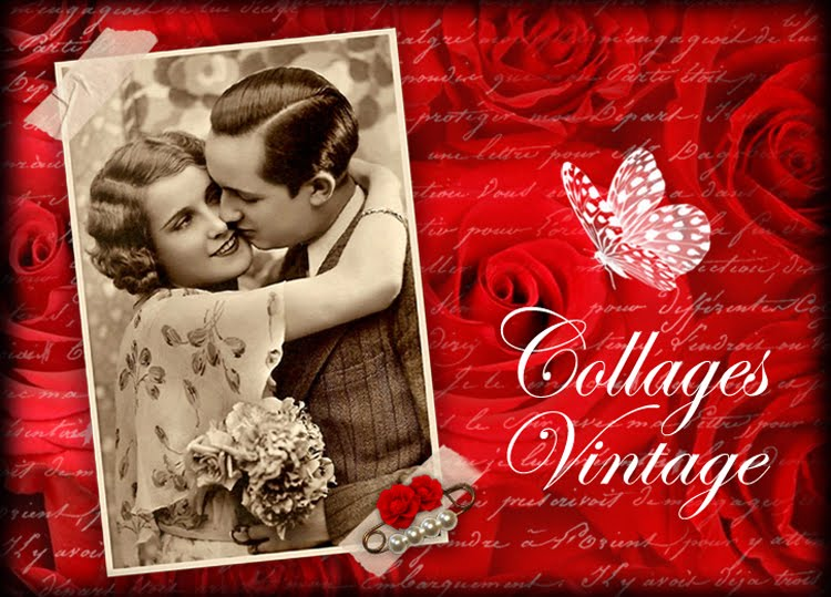 Collages vintage