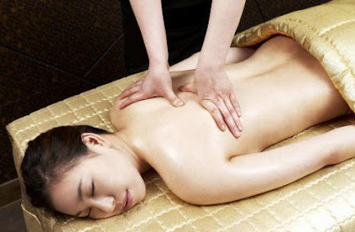 wedding massage