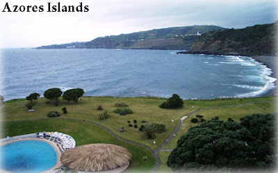 Azores Islands are located in the Atlantic Ocean