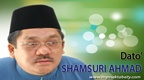 kuliah ustaz shamsuri