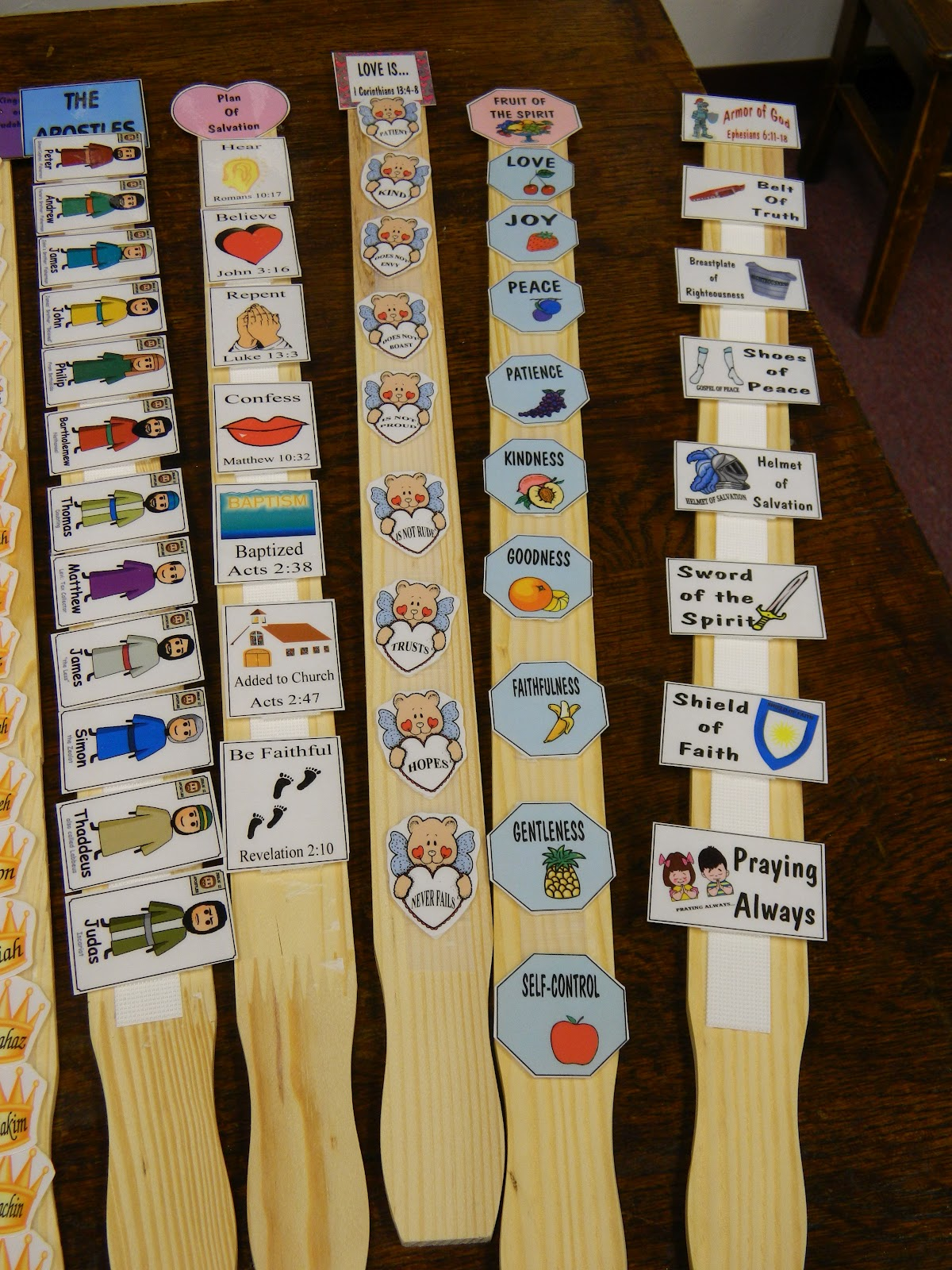 Paint Paddles Turned Facts Review Sticks