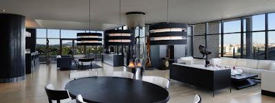 Penthouse | Interior Design Ideas