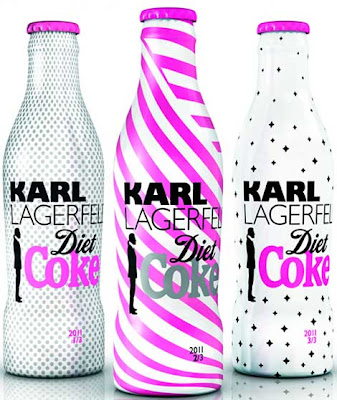 karl lagerfeld diet. Karl Lagerfeld and Diet Coke