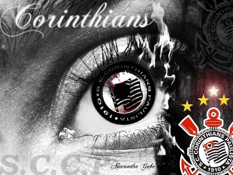 Papel de parede Escudo do timão, Corinthians!, fotos