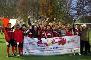 Inilah 6 Klub Sepak Bola Internasional yang Disponsori Perusahaan Indonesia