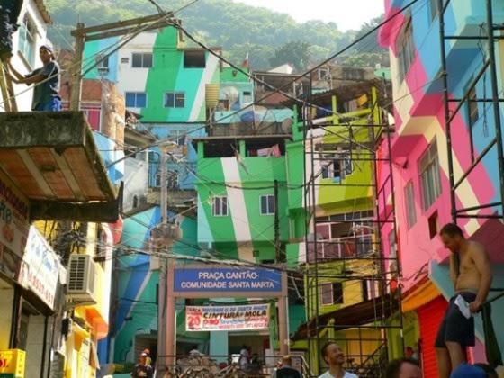 Jeep tour Rio de Janeiro - Comunidade Dona Marta